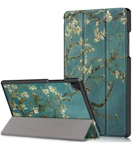 """Atverčiamas dėklas (Sakura) Samsung Galaxy Tab A7 10.4 T500/T505 planšetei """"Tech-Protect Smartcase"""""""