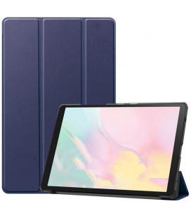 """Mėlynas atverčiamas dėklas Samsung Galaxy Tab A7 10.4 T500/T505 planšetei """"Tech-Protect Smartcase"""""""