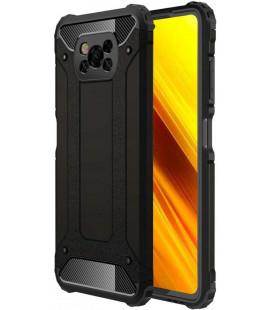 """Juodas dėklas Xiaomi Poco X3 NFC telefonui """"Tech-Protect Xarmor"""""""