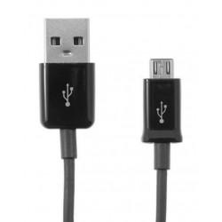 ECBDU5ABE Originalus Samsung juodas Micro USB laidas