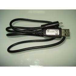 ECC1DU0BBK Originalus Samsung juodas Micro USB laidas