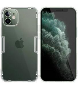 "Skaidrus dėklas Apple iPhone 12 Mini telefonui ""Nillkin Nature"""