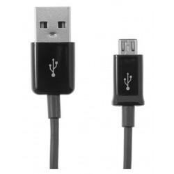 ECBDU4ABE Originalus Samsung juodas 1m Micro USB laidas