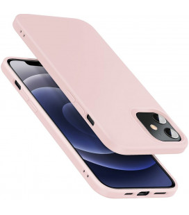 "Rožinis dėklas Apple iPhone 12 Mini telefonui ""ESR Cloud"""