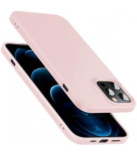 """Rožinis dėklas Apple iPhone 12/12 Pro telefonui """"ESR Cloud"""""""
