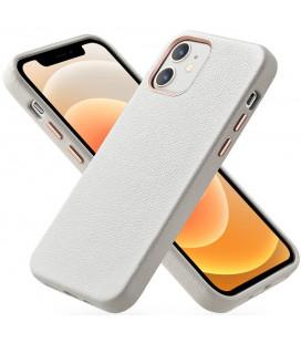 """Baltas odinis dėklas Apple iPhone 12 Mini telefonui """"ESR Metro Premium"""""""