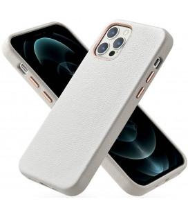 """Baltas odinis dėklas Apple iPhone 12/12 Pro telefonui """"ESR Metro Premium"""""""