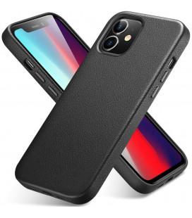 """Juodas odinis dėklas Apple iPhone 12 Mini telefonui """"ESR Metro Premium"""""""