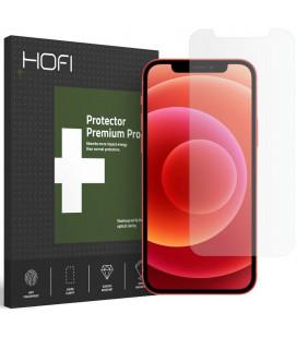 "Ekrano apsauga Apple iPhone 12 Mini telefonui ""HOFI Hybrid Glass"""