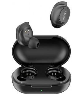 """Juodos belaidės ausinės """"QCY T9S TWS Wireless Earbuds"""""""