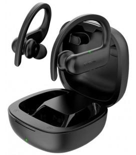 """Juodos belaidės ausinės """"QCY T6 TWS Wireless Earbuds"""""""