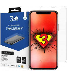 "Ekrano apsauga Apple iPhone 12/12 Pro telefonui ""3MK Flexible Glass"""
