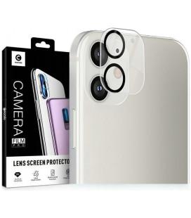 """Apsauginis grūdintas stiklas Apple iPhone 12 telefono kamerai apsaugoti """"Mocolo TG+"""""""