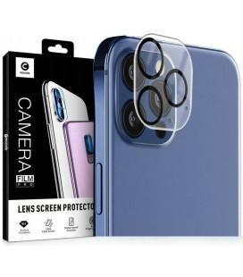 """Apsauginis grūdintas stiklas Apple iPhone 12 Pro telefono kamerai apsaugoti """"Mocolo TG+"""""""