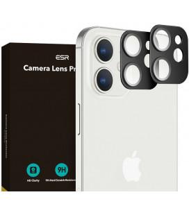 """Apsauginis grūdintas stiklas Apple iPhone 12 telefono kamerai apsaugoti """"ESR Camera Lens"""""""