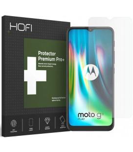 "Ekrano apsauga Motorola Moto G9 Play telefonui ""HOFI Hybrid Glass"""