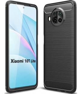 """Juodas dėklas Xiaomi Mi 10T Lite telefonui """"Tech-Protect"""""""