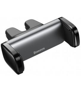 "Juodas universalus telefonų laikiklis ""Baseus Steel Cannon"""
