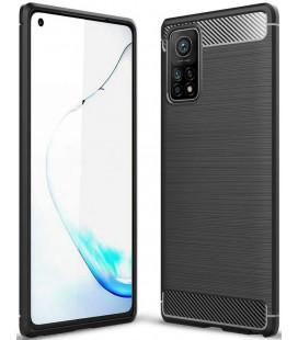 """Juodas dėklas Xiaomi Mi 10T / 10T Pro telefonui """"Tech-Protect"""""""