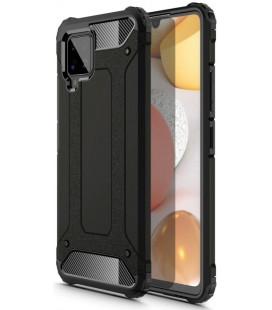 """Juodas dėklas Samsung Galaxy A42 5G telefonui """"Tech-Protect Xarmor"""""""