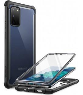 """Juodas dėklas Samsung Galaxy S20 FE telefonui """"Supcase IBLSN ARES"""""""