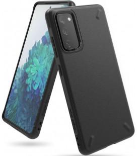 """Juodas dėklas Samsung Galaxy S20 FE telefonui """"Ringke Onyx"""""""