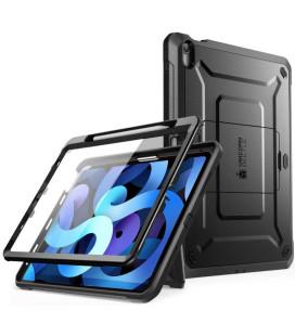"""Juodas dėklas Apple iPad Air 4 2020 planšetei """"Supcase Unicorn Beetle Pro"""""""