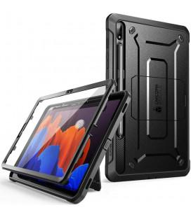"""Juodas dėklas Samsung Galaxy Tab S7 Plus 12.4 T970/T976 planšetei """"Supcase Unicorn Beetle Pro"""""""