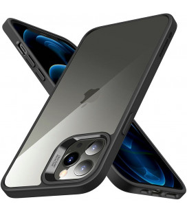 """Juodas/skaidrus dėklas Apple iPhone 12 Pro Max telefonui """"ESR Classic Hybrid"""""""