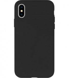 Dėklas Mercury Silicone Case Apple iPhone 12 Pro Max juodas
