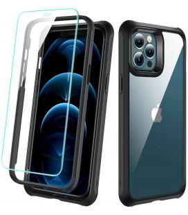 "Juodas dėklas Apple iPhone 12 Pro Max telefonui ""ESR Alliance Tough"""
