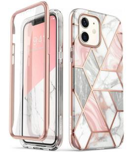 "Dėklas su marmuro efektu Apple iPhone 12 Mini telefonui ""Supcase Cosmo"""