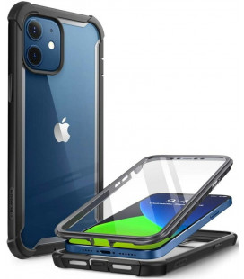 """Juodas dėklas Apple iPhone 12 Mini telefonui """"Supcase IBLSN ARES"""""""
