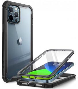"""Juodas dėklas Apple iPhone 12 Pro Max telefonui """"Supcase IBLSN ARES"""""""