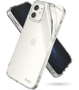 "Skaidrus dėklas Apple iPhone 12 Mini telefonui ""Ringke Air"""