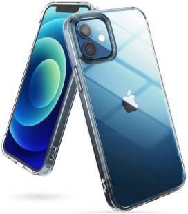 "Skaidrus dėklas Apple iPhone 12 Mini telefonui ""Ringke Fusion"""