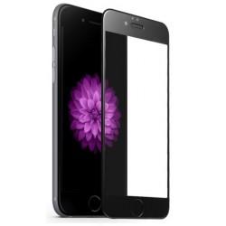 Lenktas juodas apsauginis grūdintas stiklas Apple iPhone 6/6s telefonui