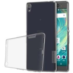 "Pilkas silikoninis dėklas Sony Xperia XA Ultra telefonui ""Nillkin Nature"""