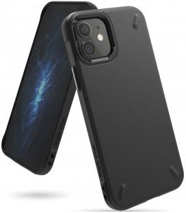 """Juodas dėklas Apple iPhone 12 Mini telefonui """"Ringke Onyx"""""""