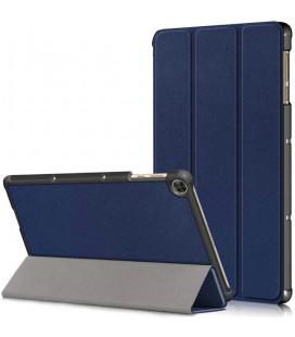 """Mėlynas atverčiamas dėklas Huawei MatePad T10/T10s planšetei """"Tech-Protect Smartcase"""""""