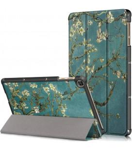 """Atverčiamas dėklas (Sakura) Huawei MatePad T10/T10s planšetei """"Tech-Protect Smartcase"""""""