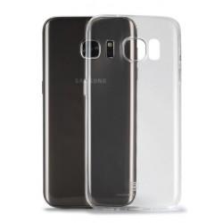 "Skaidrus silikoninis dėklas Samsung S7 G930F telefonui ""Remax Crystal"""