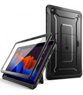 """Juodas dėklas Samsung Galaxy Tab A7 10.4 T500/T505 planšetei """"Supcase Unicorn Beetle Pro"""""""