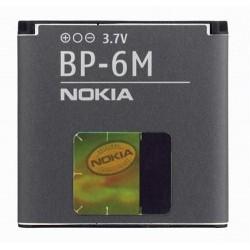 BP-6M originali baterija 1100mAh Li-ion NOKIA telefonams