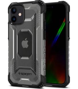 """Skaidrus dėklas Apple iPhone 12 Mini telefonui """"Spigen Nitro Force"""""""