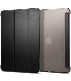 """Juodas atverčiamas dėklas Apple iPad Air 4 2020 planšetei """"Spigen Smart Fold"""""""