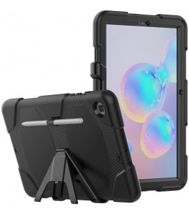 """Juodas dėklas Samsung Galaxy Tab S6 Lite 10.4 P610/P615 planšetei """"Tech-Protect Survive"""""""