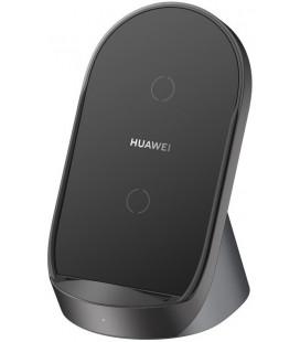 "Juodas belaidis Huawei pakrovėjas - stendas ""CP62 Huawei Wireless Fast Charger Stand"""