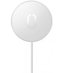 """Baltas belaidis magnetinis telefonų kroviklis 15W """"Joyroom JR-A28 MAGNETIC MAGSAFE"""""""