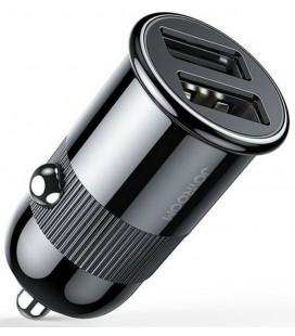 "Juodas automobilinis telefonų kroviklis 3.1A ""Joyroom C-A06"""